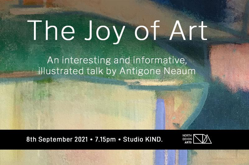 The joy of art